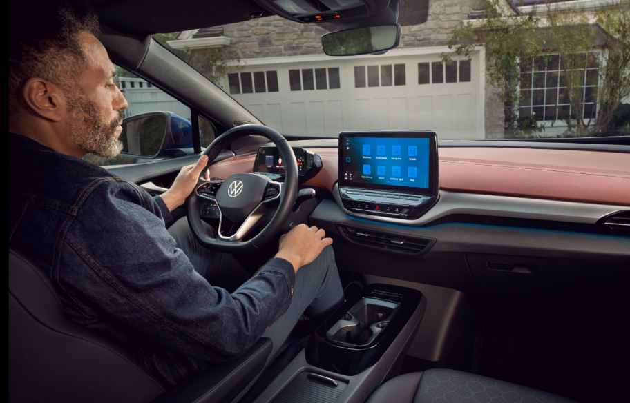 Driver assistance systems: IQ. DRIVE